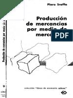 Sraffa Piero - Producción de mercancias por medio de mercancias.pdf