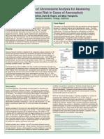Chromosome Analysis for Anencephaly