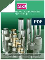 Dve.023.002 Plain Bearing Components