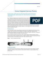 Cisco Router 1941 Series Data_sheet_c78_556319