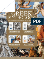Greek mythologhy magazine