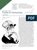 Borges. J. Funes el memorioso..pdf