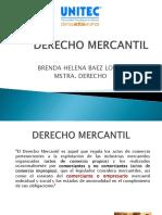 2.- Derecho Mercantil