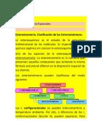 3.1.-Conformacion de Las Moleculas y Estereoquimica.