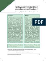 Desarrollo de Diabetes Mellitus