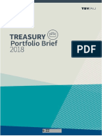 Treasury's incoming minister brief