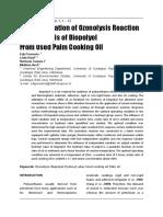 Acuan Jurnal Penelitian Biopolyol