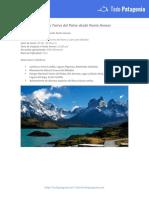 Full Day Torres Del Paine Desde Punta Arenas (Es)