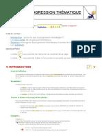 Fiche de Synthèse - GRAMMAIRE DE TEXTE - La progression thématique.pdf