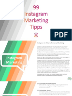 99 Instagram Marketing Tipps