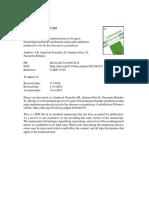 Fermentacion de Saccharomyces Paradoxus