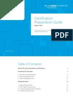 Linux Foundation LFCS Certification Preparation Guide August 2018