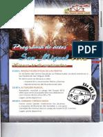 Programa de Fiestas de La Poblachuela 2018