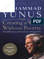 Muhammad Yunus - Creating A World Without Poverty.pdf