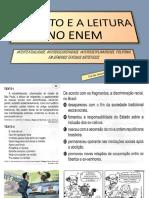 O TEXTO E A LEITURA NO ENEM.pdf