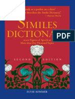 Similes Dictionary