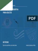 Estimulacion Cognitiva Para Adultos_Cuaderno de Introduccion y Ejemplos_60 Fichas