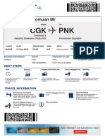 Boarding Pass Garuda Indonesia 3