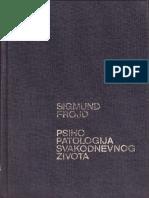 Frojd - 1. Psihopatologija Svakodnevnog Života (BchS)