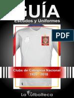 Guia Escudos y Uniformes 2018