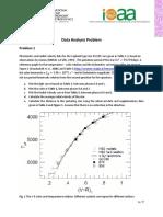 IOAA 2015 Data Analysis Problems