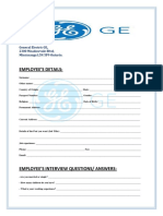 General Electric GE Employment Interview Question & Details.pdf