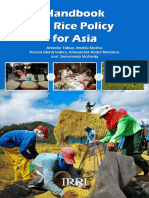 Asia Rice Policy