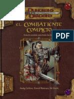 D&D 3.5 - El Combatiente Completo.pdf