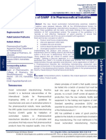 2a Review on Applications of Gamp 5 in Pharmaceutical Industries