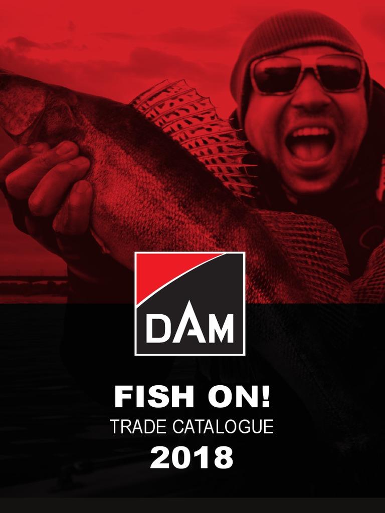 6-60g  Various colours DAM Effzett Twin Spoon Fishing Lure 3.2-10cm