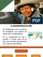 Diapositiva  de Alfabetiza