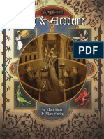 Ars Magica - Art & Academe