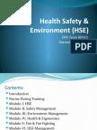 HSE Workshop