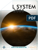 Sol System 2088