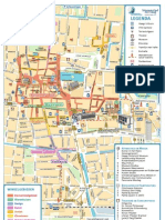 Den Haag Tourist Map (City Centre)