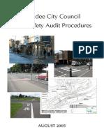 Road Safety Audit Procedures