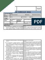 1 CS 8vo. EGB Planif Curricul Anual