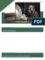 Soldadura de los aceros inoxidables.pptx