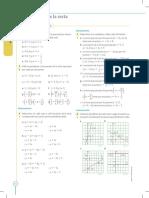 10mos - Ecuaciones de Rectas