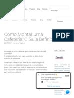 Como Montar uma Cafeteria_ O Guia Definitivo - Blog _ Zanotti Refrigeração.pdf