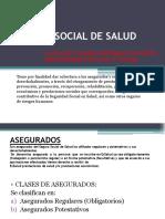 Seguro Social de Salud !