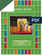 LIBRO DE TEXTO DEL MAESTRO ESPAÑOL 1°.pdf