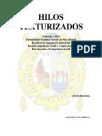 HILOS TEXTURIZADOS