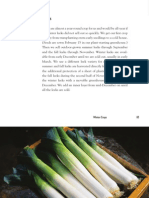 Leeks, An Excerpt from The Winter Harvest Handbook