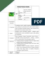 7.1.1.1 b SOP Pendaftaran Pasien.doc