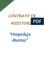 3. Contrato de Auditoria