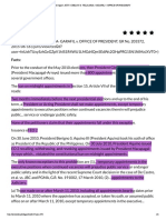 Case Digest_ Atty. Cheloy e. Velicaria- Garafil v. Office of President