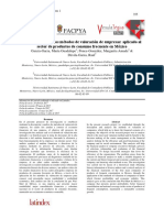 355 - 364 - Analisis Critico de Los Metodos de Valoracion de Empresas Aplicado Al Sector de Productos de Consumo Frecuente en Mexico