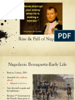 rise and fall of napoleon