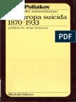 Poliakov Leon - La Europa Suicida 1870 - 1933.pdf